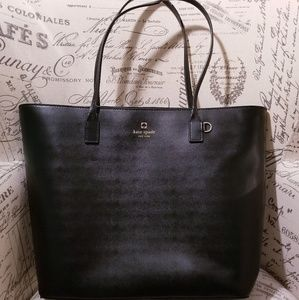 Kate Spade New York Tori Sawyer Street Zip Tote